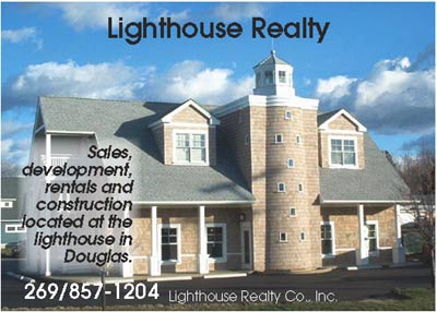Lighthouse Realty Saugatuck Michigan